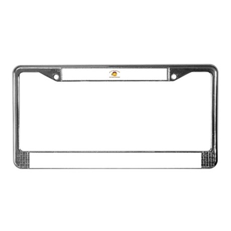 Armenian Smiley Designs License Plate Frame