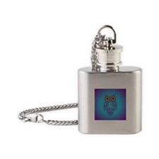 H00t Owl Flask Necklace