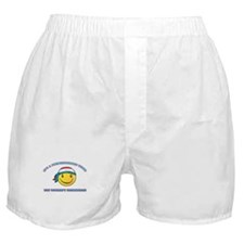 Luxembourger Smiley Designs Boxer Shorts