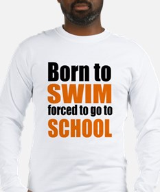 swim Long Sleeve T-Shirt