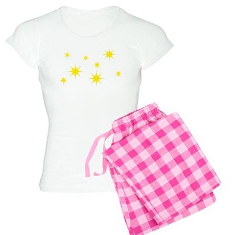 stars Women's Light Pajamas