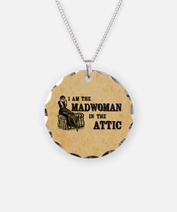 Madwoman In The Attic Necklace
