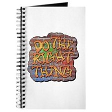 Do the Right Thing Journal