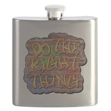Do the Right Thing Flask