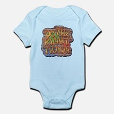Do the Right Thing Infant Bodysuit