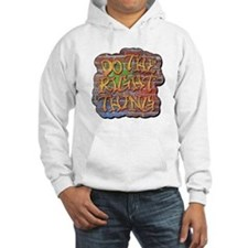 Do the Right Thing Hoodie