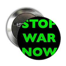 """Stop War Now e9 2.25"""" Button"""
