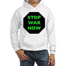 Stop War Now e9 Jumper Hoody