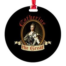 Catherine The Great Ornament