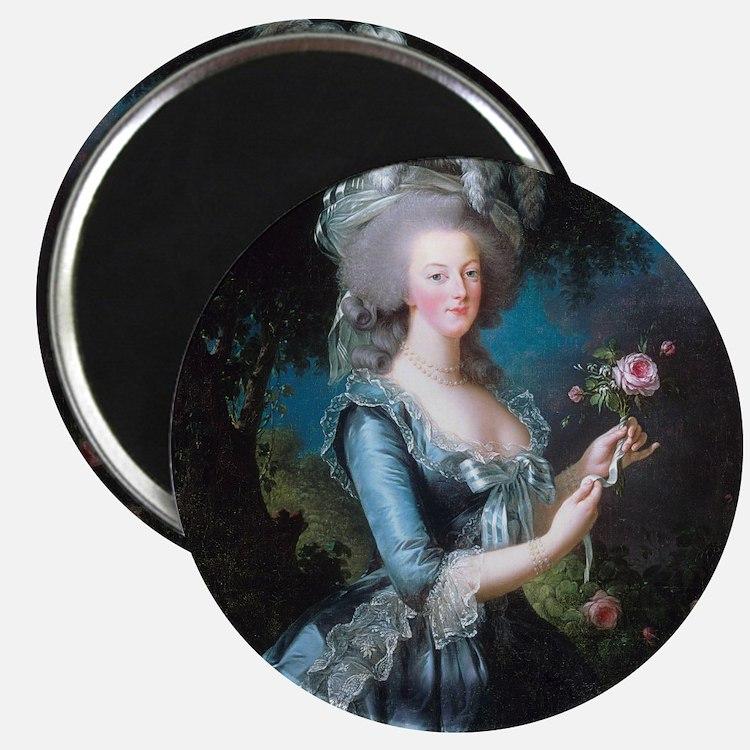 Marie Antoinette Portrait Magnet