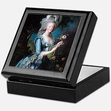 Marie Antoinette Portrait Keepsake Box