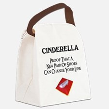 New Shoes Canvas Lunch Bag