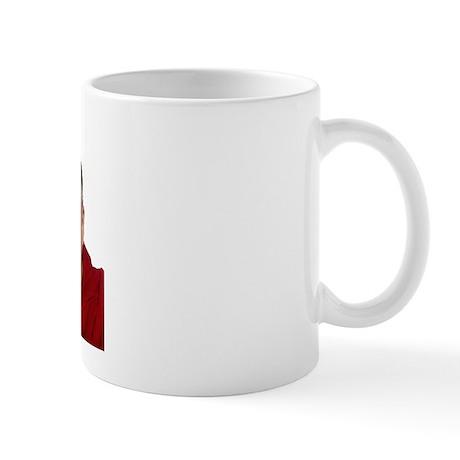 Dalai Lama - Bliss - Left Handed - Mug