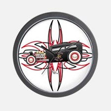 Cute Rat rod Wall Clock