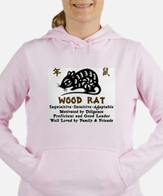 Chinese Zodiac Wood Rat Sweatshirt