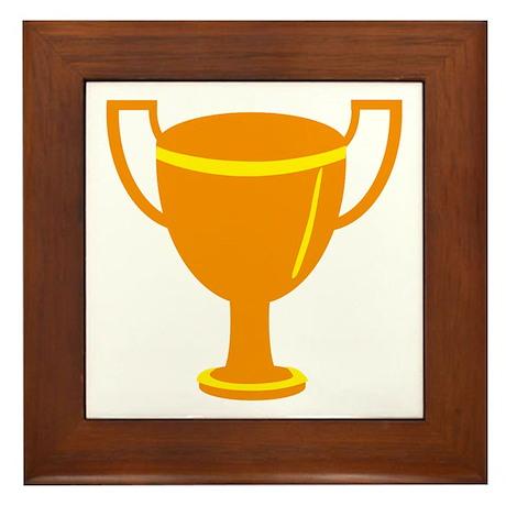 cup Framed Tile