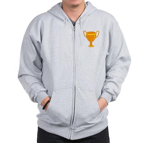 cup Zip Hoodie