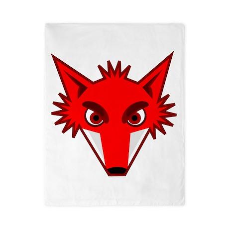 Fox Face Twin Duvet