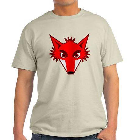 Fox Face Light T-Shirt