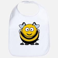 Cartoon Bumble Bee Bib