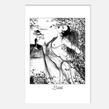 Lillith Postcards (Package of 8)