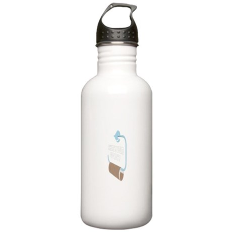 Toilett Stainless Water Bottle 1.0L