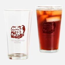 Communist leaders Drinking Glass