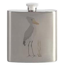 Shoebill Stork Flask