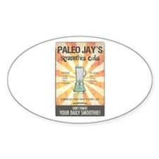 Paleo Jays Smoothie Cafe Decal