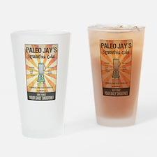 Paleo Jays Smoothie Cafe Drinking Glass