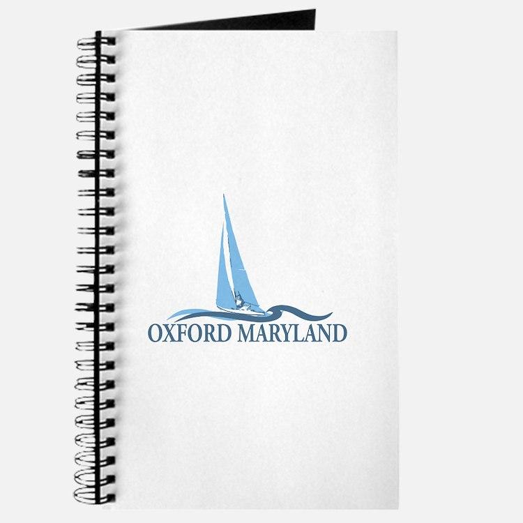 Oxford MD - Sailboat Design. Journal