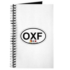 Oxford MD - Oval Design. Journal