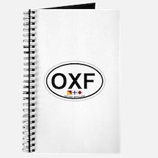 Oxford MD - Oval Design. Journal