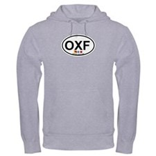 Oxford MD - Oval Design. Hoodie