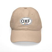 Oxford MD - Oval Design. Baseball Baseball Cap