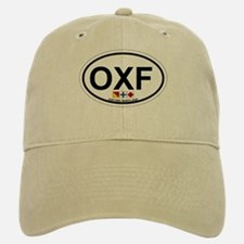 Oxford MD - Oval Design. Baseball Baseball Cap