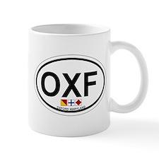 Oxford MD - Oval Design. Mug