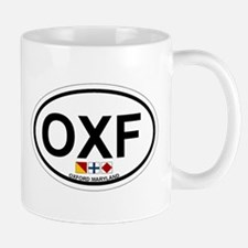 Oxford MD - Oval Design. Mug
