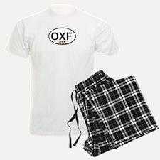Oxford MD - Oval Design. Pajamas