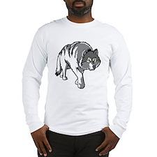 Arctic Wolf Long Sleeve T-Shirt