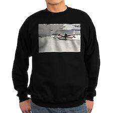 Sweatshirt Seaplane Departs Port Of Miami