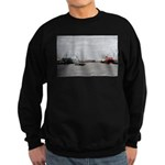 Sweatshirt (dark): At The Port Of Houston