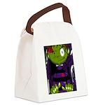 Mini Frankenstein Canvas Lunch Bag