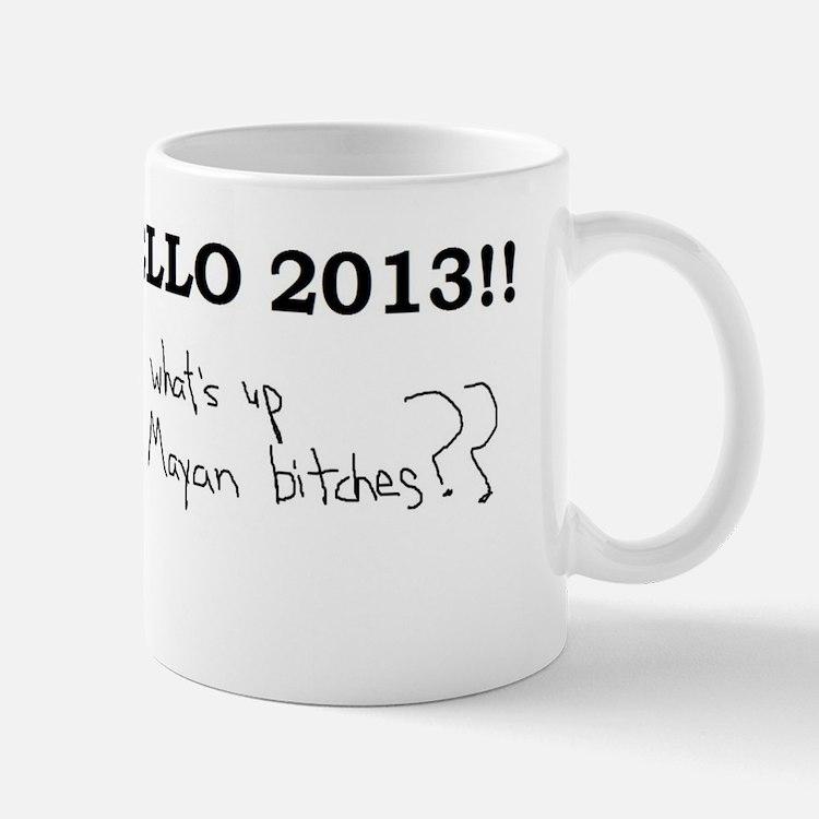 Hello 2013!! Mug