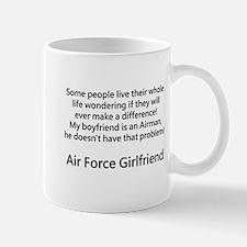 Air Force GF Make Difference Mug