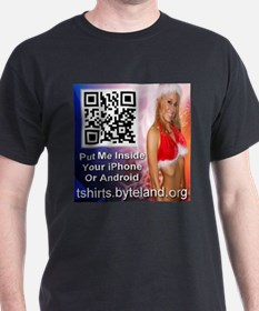 Put Me Inside Your Phone T-Shirt