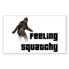 Feeling Squatchy Decal