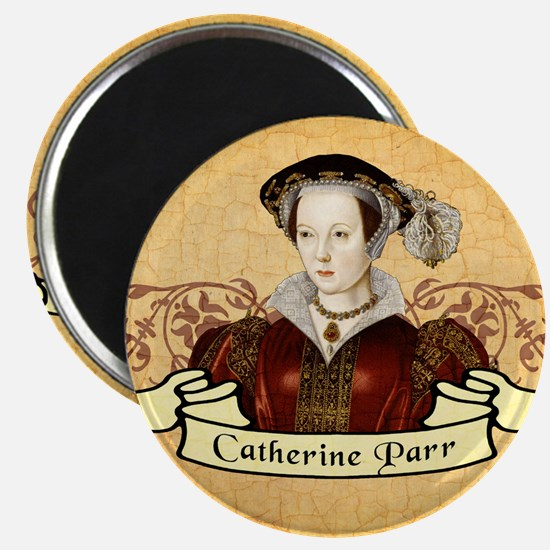 Catherine Parr Magnet