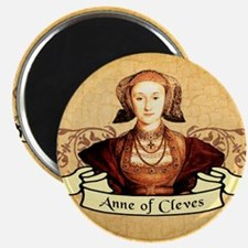Anne Of Cleves Magnet