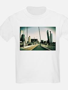 Cross the bridge, you're not rich.. T-Shirt